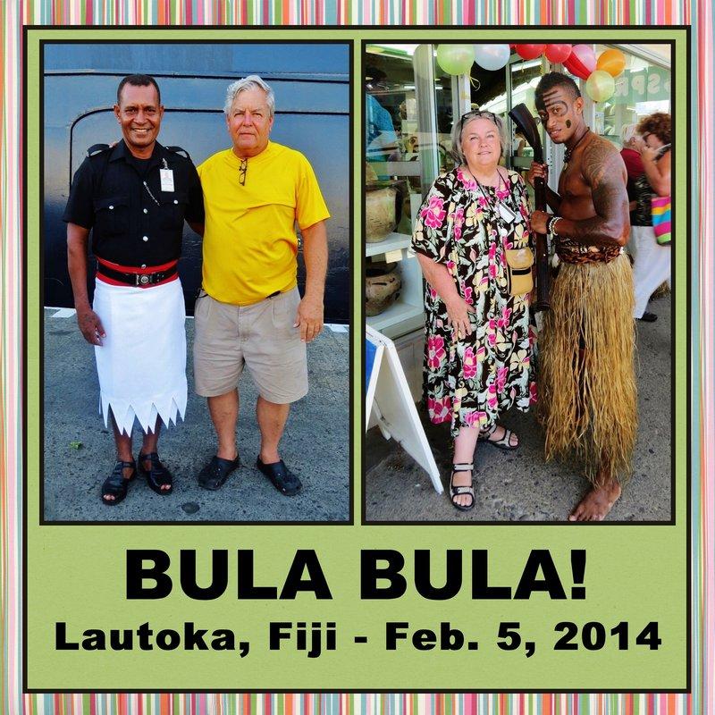 Page 214 - Volume Challenge - 2014 World Cruise, Fiji