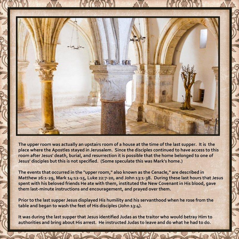 World Cruise Page 284 - Jerusalem, Israel