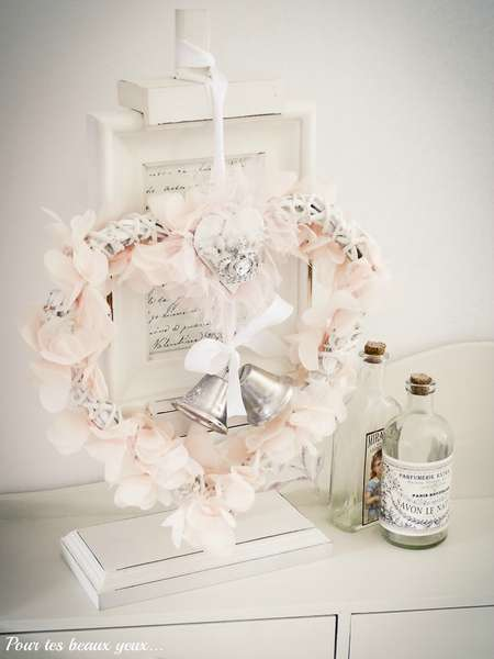 Wedding Wreath ~Melissa Frances~