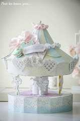 Carrousel Shabby Chic for Melissa Frances