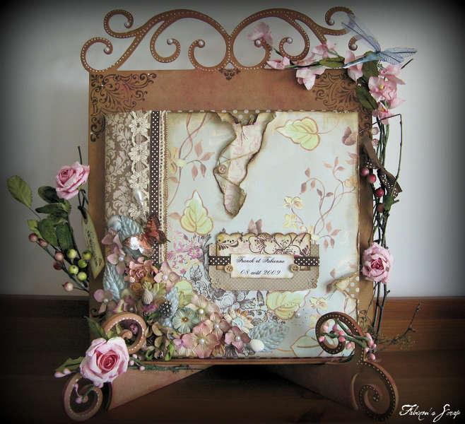 My wedding album (handmade)