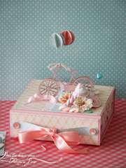 A treasure box for girl...