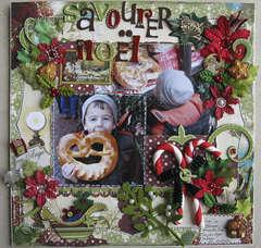Enjoy Christmas/Savourer Noël!