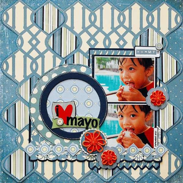 I {Heart} Mayo:  **Nikki Sivils**