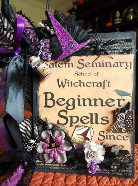 Halloween Witches and Spells
