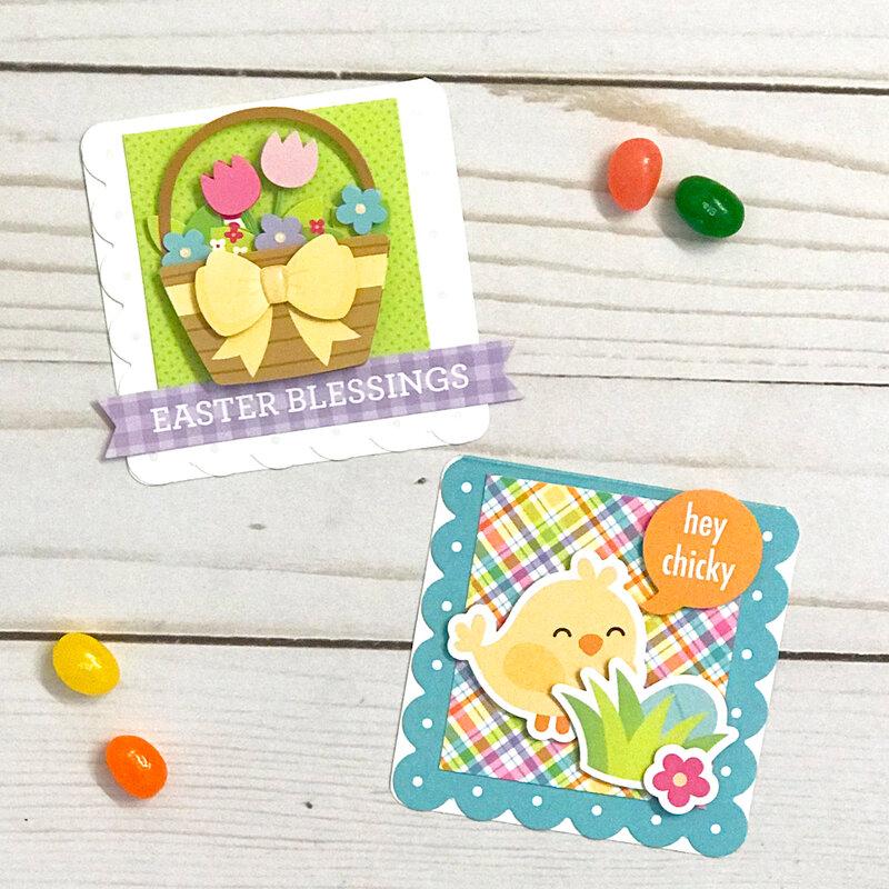 Hoppy Easter - Doodlebug Design