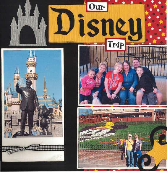 Disney Memories pg 2