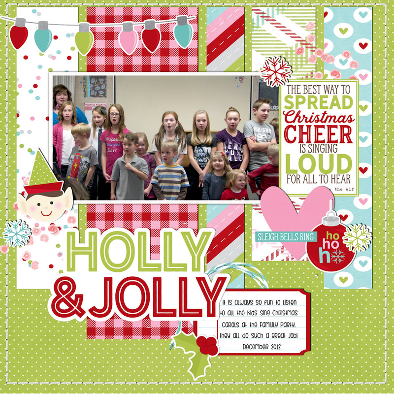 Holly and Jolly