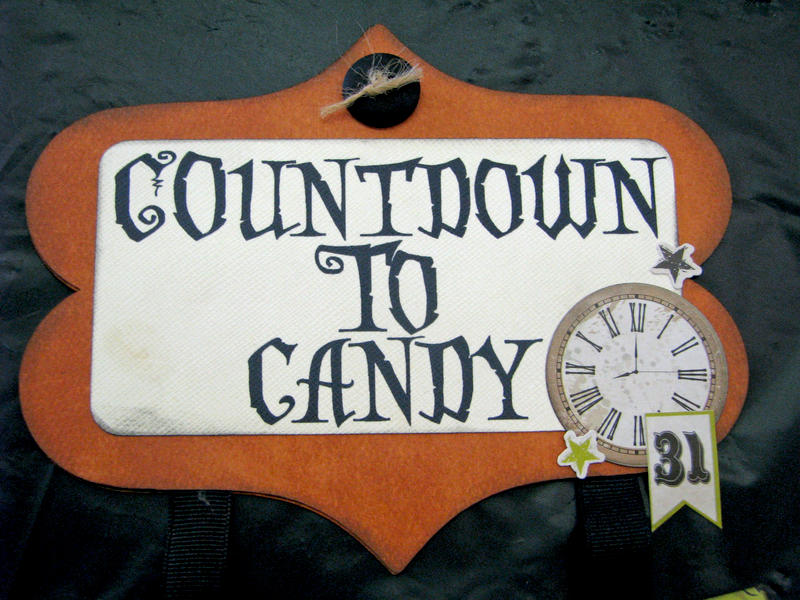 Countdown to Candy