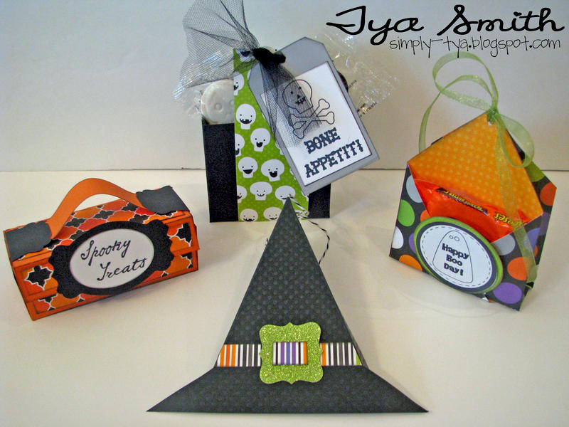 Halloween Projects featuring Scor-Pal and Doodlebug Designs