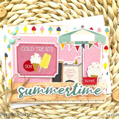 Summer Farmhouse Cards - Simple Stories