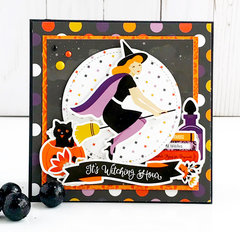 Bewitched Card