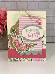 Kindness is Better Card