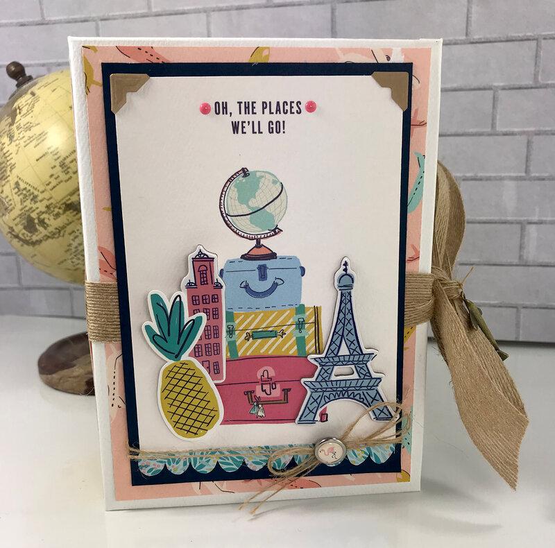 Let's Travel Mini Album