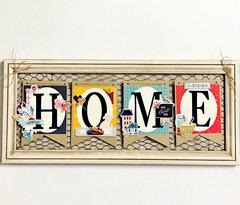 Home Banner - Carta Bella Our Home