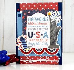 Celebrate America Card