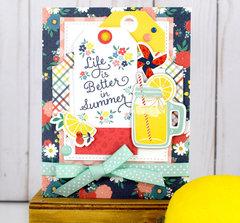 Good Day Sunshine Summer Card