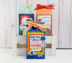 Under the Sea Gift Bag Trio