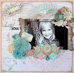 A Beautiful Soul **Prima & Pan Pastels**