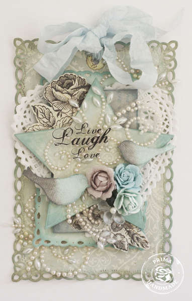 """Live Laugh Love"" Tag"