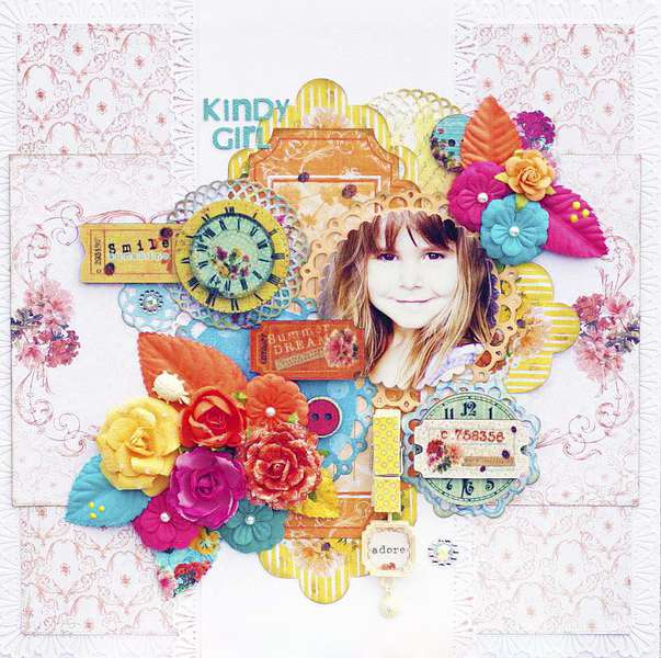 ~  Kindy Girl  ~  New Prima