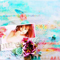 Pure **Mixed Media** Canvas