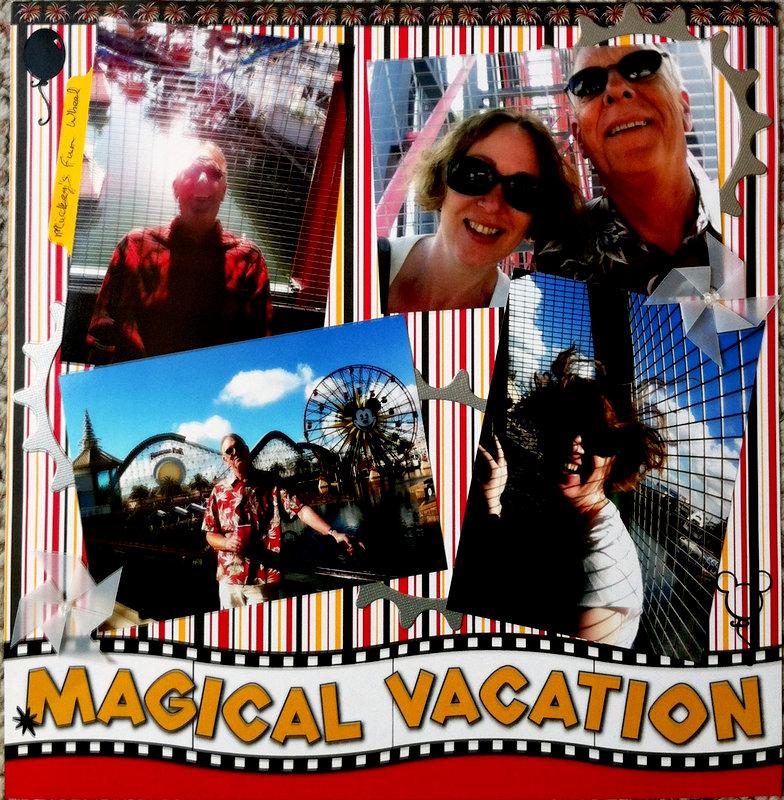 Magical Vacation