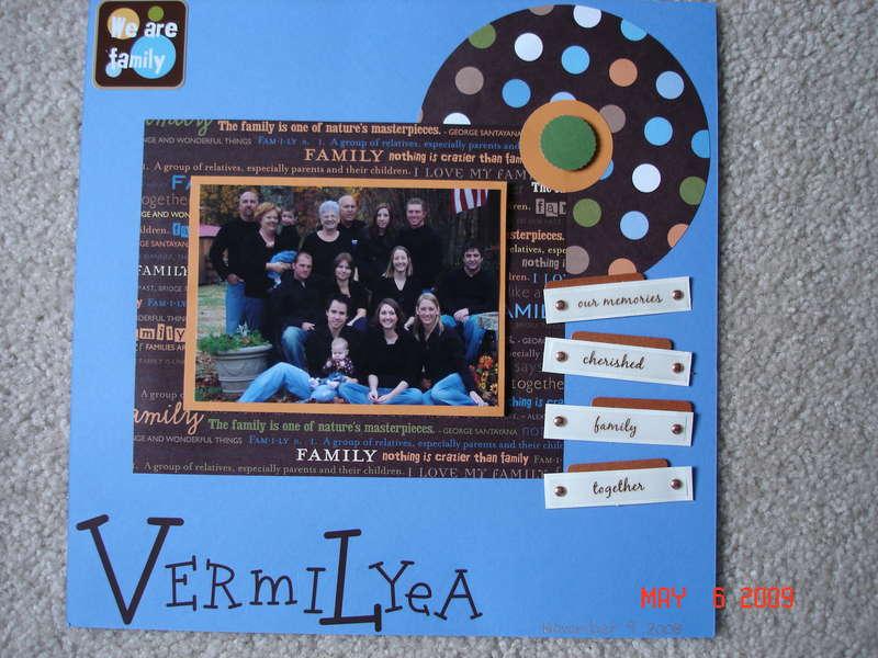 Vermilyea Family