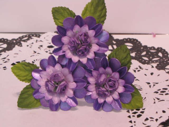 Homemade Purple