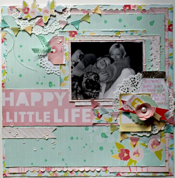 Happy Little Life