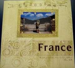 2008 -- France Album Cover