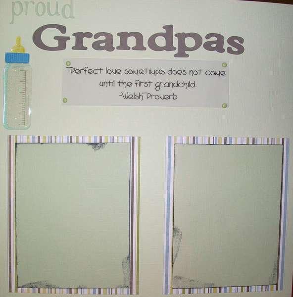 Proud Grandpas