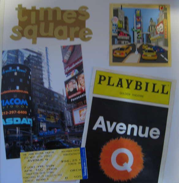 New York Trip - Times Square