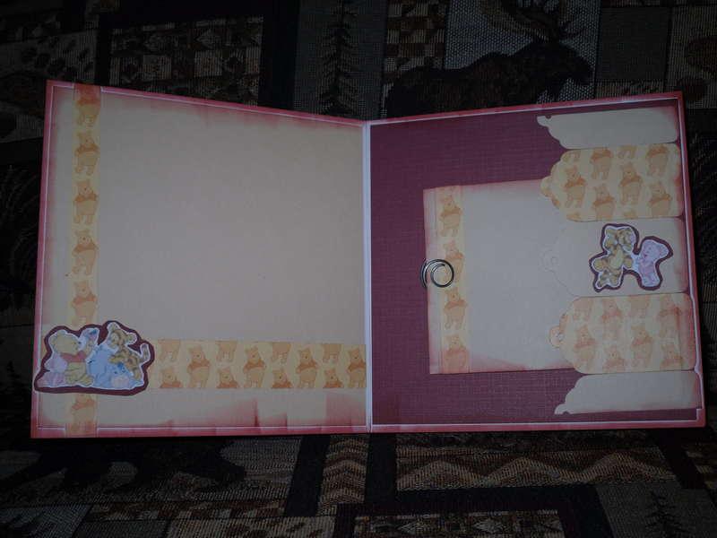 Honey Bear Album Pages 6 & 7