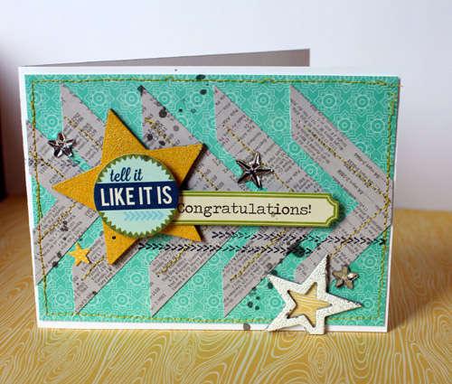 Congrats Card *Jillibean Soup*