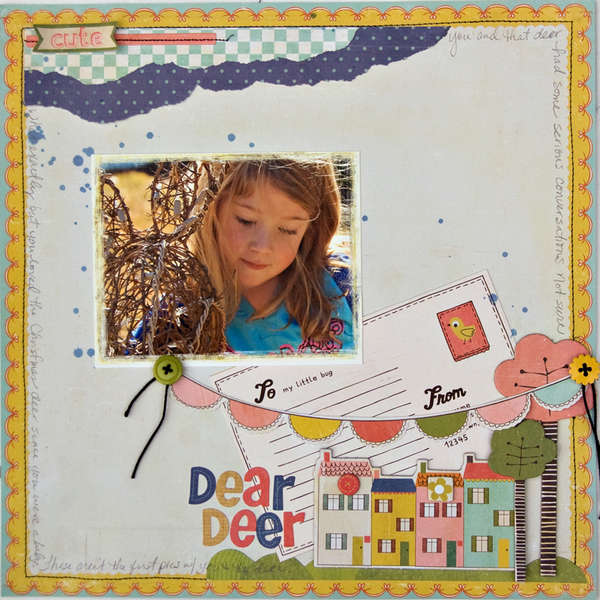Dear Deer **New Crate Neighborhood**