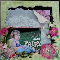 Sad Little Fairy
