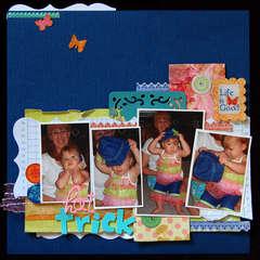 Hat Trick *A Million Memories August Kit*