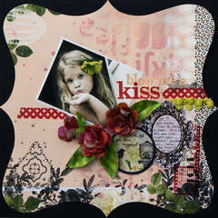 Blow Me A Kiss *Webster's Pages*