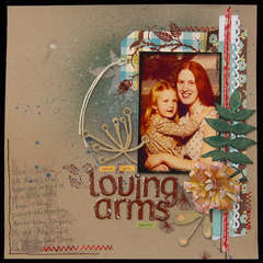 Loving Arms *A Million Memories October*