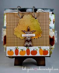 Thanksgiving Easel Album