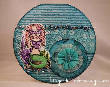 Under The Sea card