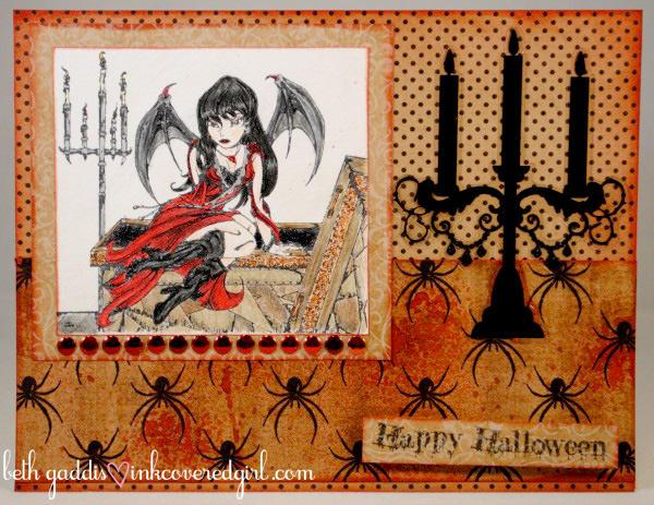 Halloween Vamp