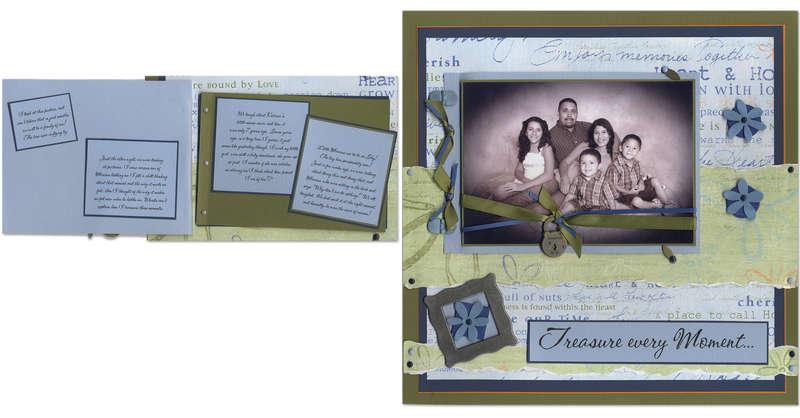Treasure (Pocket Page)