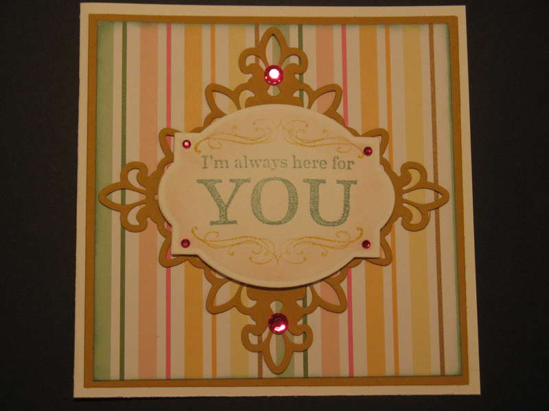 card for envelope