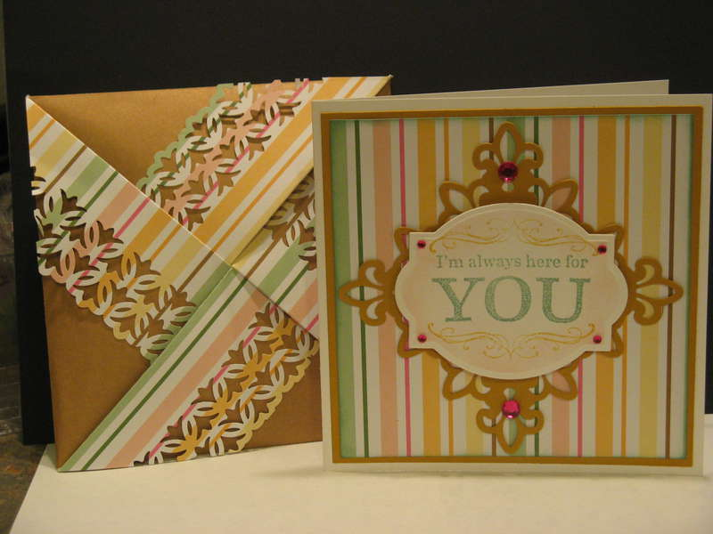 card and envelope set.