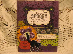 Spooky lace