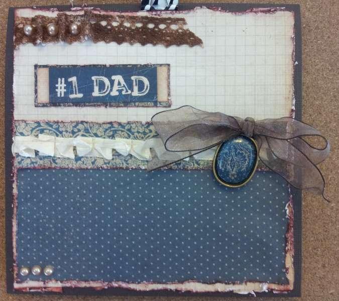 #1 Dad - Swirlydoos June Kit