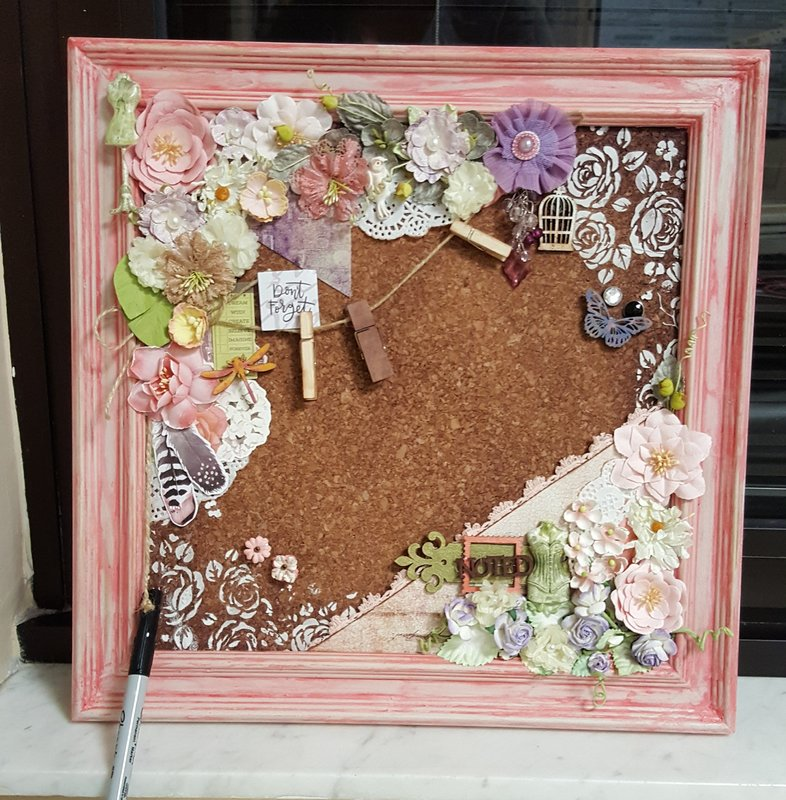 Corkboards - Don't Forget