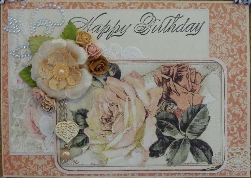 Happy Birthday - SWIRLYDOOS June & July Kit & G45